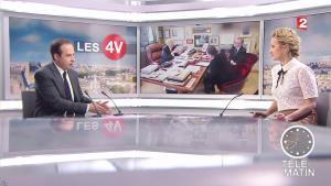 Caroline Roux dans les 4 Vérités - 18/01/17 - 14