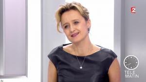 Caroline Roux dans les 4 Vérités - 20/02/17 - 12