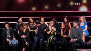 Chimène Badi, Alizée, Lorie, Sofia Essaidi et Patricia Kaas dans Samedi Soir On Chante Goldman - 19/01/13 - 0032