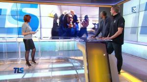 Claire Vocquier Ficot dans Tout le Sport - 02/12/16 - 06