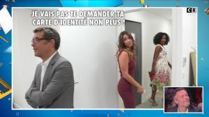 Clio Pajczer dans Touche pas à mon Poste - 07/09/16 - 05
