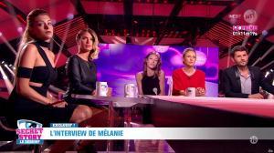 Emilie Fiorelli et Mélanie Da Cruz dans Secret Story, le Débrief - 08/09/16 - 09