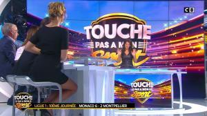 Estelle Denis et Clio Pajczer dans Touche pas à mon Sport - 22/10/16 - 11