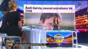 Estelle Denis et Clio Pajczer dans Touche pas à mon Sport - 22/10/16 - 13