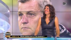 Estelle Denis dans Touche pas à mon Sport - 22/10/16 - 08