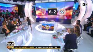Estelle Denis dans Touche pas à mon Sport - 22/10/16 - 10