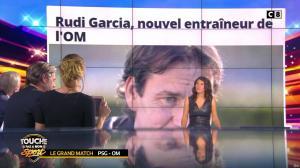 Estelle Denis dans Touche pas à mon Sport - 22/10/16 - 12