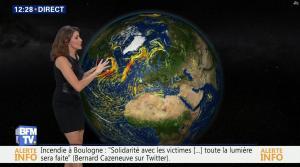 Fanny Agostini à la Météo de BFM TV - 16/12/16 - 04