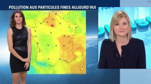 Fanny Agostini à la Météo de BFM TV - 16/12/16 - 10