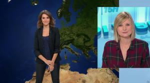 Fanny Agostini à la Météo de BFM TV - 19/12/16 - 01