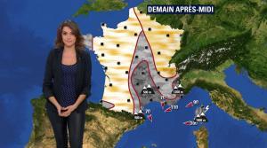 Fanny Agostini à la Météo de BFM TV - 19/12/16 - 04