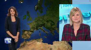 Fanny Agostini à la Météo de BFM TV - 19/12/16 - 05