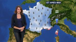 Fanny Agostini à la Météo de BFM TV - 19/12/16 - 06