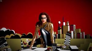 Inconnue dans Une Publicité pour Sephora - 10/12/16 - 03