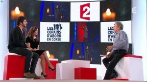 Jenifer Bartoli dans Vivement la Télé - 09/10/16 - 01