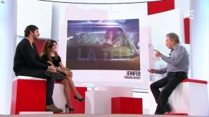 Jenifer Bartoli dans Vivement la Télé - 09/10/16 - 06