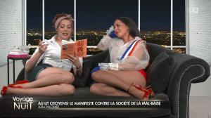 Julia Palombe dans Voyage au Bout de la Nuit - 27/10/16 - 04