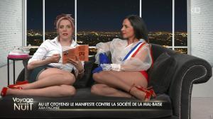 Julia Palombe dans Voyage au Bout de la Nuit - 27/10/16 - 05