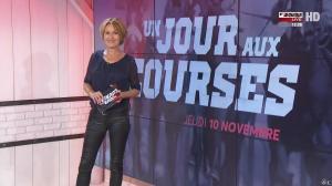 Laure Legrand dans un Jour aux Courses - 10/11/16 - 01