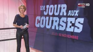 Laure Legrand dans Un Jour aux Courses - 10/11/16 - 02