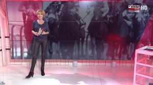 Laure Legrand dans un Jour aux Courses - 10/11/16 - 04