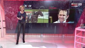 Laure Legrand dans un Jour aux Courses - 10/11/16 - 05