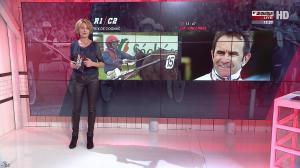 Laure Legrand dans un Jour aux Courses - 10/11/16 - 06