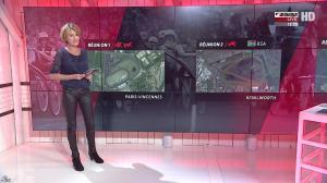 Laure Legrand dans un Jour aux Courses - 10/11/16 - 08