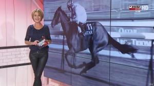 Laure Legrand dans un Jour aux Courses - 10/11/16 - 10