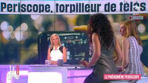 Laurence Ferrari et Aïda Touihri dans le Grand 8 - 21/04/16 - 18
