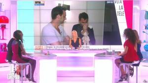 Laurence Ferrari, Hapsatou Sy et Aïda Touihri dans le Grand 8 - 02/09/15 - 04