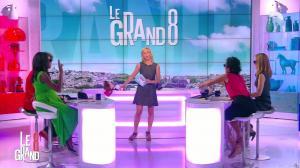 Laurence Ferrari, Hapsatou Sy et Aïda Touihri dans le Grand 8 - 10/06/16 - 11
