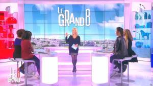 Laurence Ferrari, Hapsatou Sy et Aïda Touihri dans le Grand 8 - 20/01/16 - 01