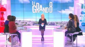 Laurence Ferrari, Hapsatou Sy et Aida Touihri dans le Grand 8 - 20/01/16 - 03