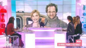 Laurence Ferrari, Hapsatou Sy et Aida Touihri dans le Grand 8 - 20/01/16 - 24