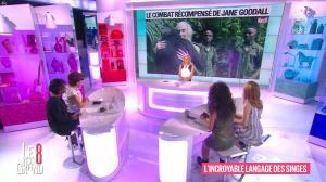 Laurence Ferrari, Hapsatou Sy et Aïda Touihri dans le Grand 8 - 21/04/16 - 10