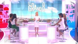 Laurence Ferrari, Hapsatou Sy et Audrey Pulvar dans le Grand 8 - 02/04/15 - 07