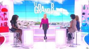 Laurence Ferrari, Hapsatou Sy et Audrey Pulvar dans le Grand 8 - 06/03/15 - 02
