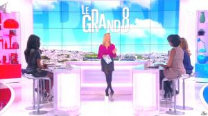 Laurence Ferrari, Hapsatou Sy et Audrey Pulvar dans le Grand 8 - 06/03/15 - 06