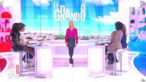 Laurence Ferrari, Hapsatou Sy et Audrey Pulvar dans le Grand 8 - 06/03/15 - 20