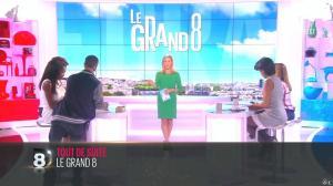 Laurence Ferrari, Hapsatou Sy et Audrey Pulvar dans le Grand 8 - 09/03/15 - 01