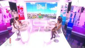 Laurence Ferrari, Hapsatou Sy et Audrey Pulvar dans le Grand 8 - 09/03/15 - 19