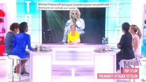 Laurence Ferrari, Hapsatou Sy et Audrey Pulvar dans le Grand 8 - 14/04/15 - 19