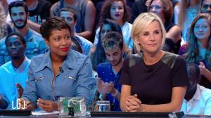 Laurence Ferrari dans le Grand Journal - 16/09/16 - 03