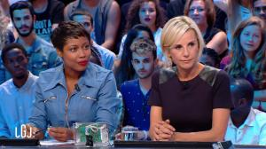 Laurence Ferrari dans le Grand Journal - 16/09/16 - 04