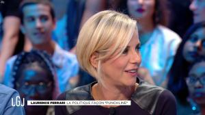 Laurence Ferrari dans le Grand Journal - 16/09/16 - 06