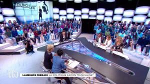 Laurence Ferrari dans le Grand Journal - 16/09/16 - 07