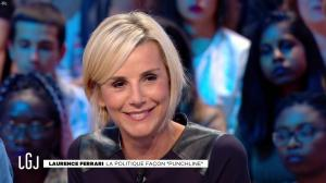 Laurence Ferrari dans le Grand Journal - 16/09/16 - 08
