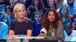 Laurence Ferrari dans le Grand Journal - 16/09/16 - 10