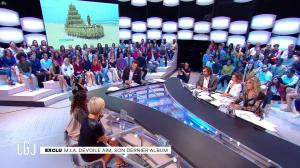 Laurence Ferrari dans le Grand Journal - 16/09/16 - 11